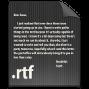 RTF Donation Form