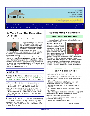 2010Newsletters