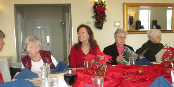 2016 Holiday Lunch